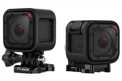Gopro показали новую камеру – hero4 session
