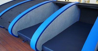 Gosleep – кресла-отели в аэропорту абу-даби (2 фото)