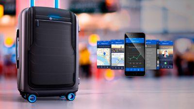 Gps-чемодан на indiegogo, или как собрать $600 тысяч за три дня