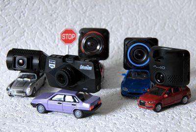 Хороший обзор: сравнительный тест 5 популярных автомобильных видеорегистраторов