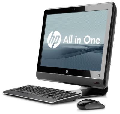 """Hp показала компьютер класса """"все-в-одном"""" для бизнес-пользователей"""