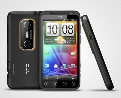 Htc представил в россии 3d-смартфон