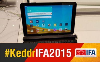 Ifa 2015. lg показала второе поколение 10-дюймового планшета g pad
