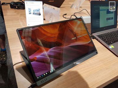 Ifa 2016: zenscreen – тонкий и легкий портативный монитор