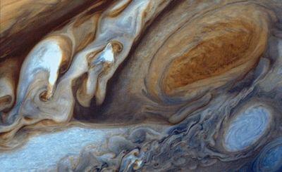 Инопланетная жизнь может существовать в облаках несостоявшихся звезд - «наука»