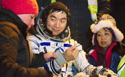 Интервью с астронавтом кимия юи - «наука»
