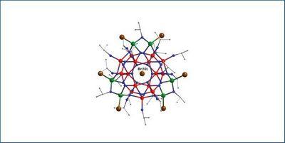 Ион брома впервые попался в супрамолекулярную полиоксотитанатовую ловушку