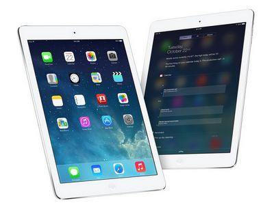 Ipad air и ipad mini представлены официально