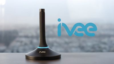 Ivee sleek: голосовой помощник для «умного» дома