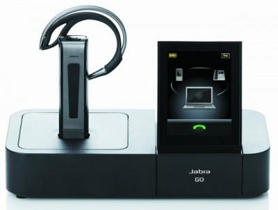 Jabra представила линейку беспроводных гарнитур jabra go 6400