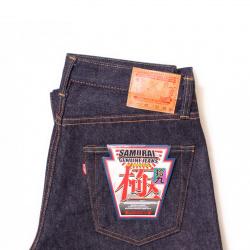Японские джинсы samurai 510 - культовая вещь превосходного качества