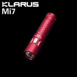 Ярко и мелко - klarus mi7