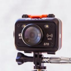 Экшн-камера soocoo s70: снимаем тайм-лапсы в 2k разрешении