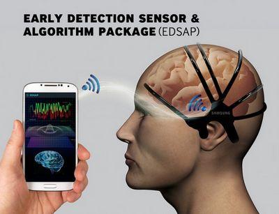 Электронная система от samsung поможет вовремя предупредить инсульт