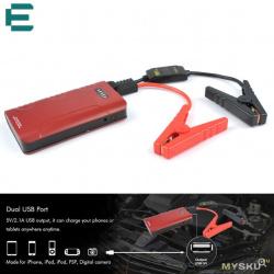 Jump starter или автомобильное пуско-зарядное устройство.