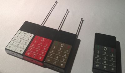 Just5 и артемий лебедев обновили супермодный мобильник и замахнулись на смартфон