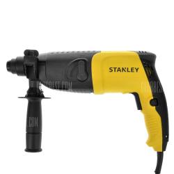 Качественный перфоратор начального уровня stanley sthr202k мощностью 620вт
