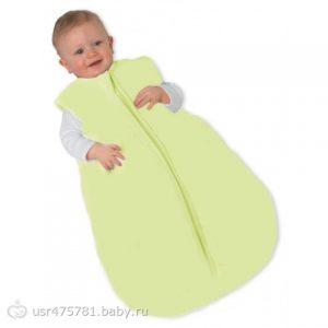 Как правильно выбирать спальный мешок для новорожденного