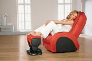 Как правильно выбрать массажное кресло