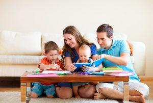 Как провести время с детьми