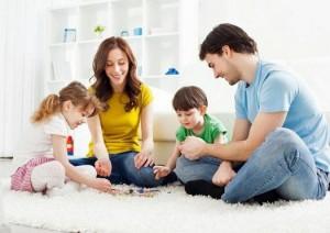 Как провести время с ребенком