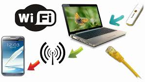Как раздавать wifi с ноутбука