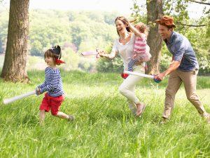 Как весело провести время с детьми