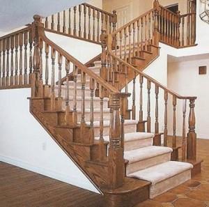 Как выбрать перила для лестниц