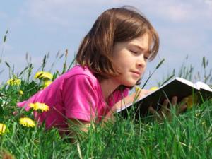 Какие книги прочитать ребенку летом