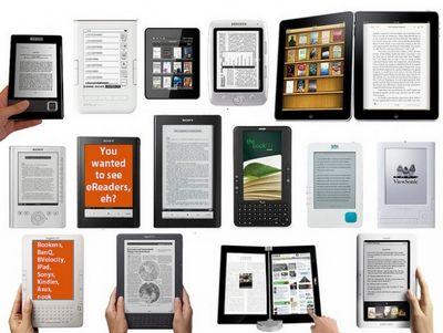 Какую электронную книгу приобрести в 2016 году?
