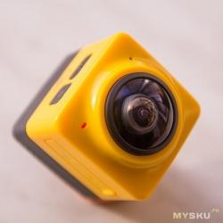 Камера soocoo cube 360 – 360-градусное видео в массы