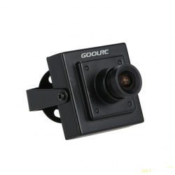 Камера видеонаблюдения или курсовая для rc модели goolrc mini 700tvl