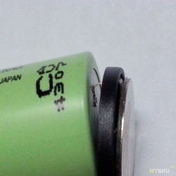 Кастрация защищенных аккумуляторов sanyo и panasonic и небольшой ликбез по li-ion