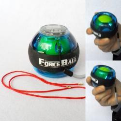 Кистевой тренажёр force ball. китайский аналог power ball