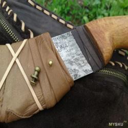 Кобурной винт для изготовления кожаных изделий: даёшь вторую жизнь бразильскому мачете