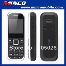 Компактная dual sim мобилка bocoin m10