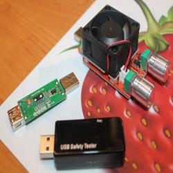 Комплект juwei с возможностью тестирования устройств с технологией быстрой зарядки quick charge 2.0