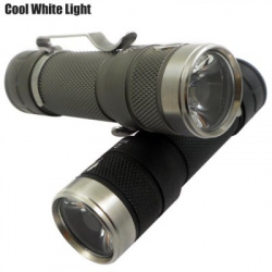 Крохотный фонарик на 18650 аккумуляторе dqg 4th tiny