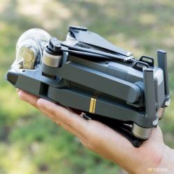 Квадрокоптер dji mavic pro - концентрация передовых технологий!