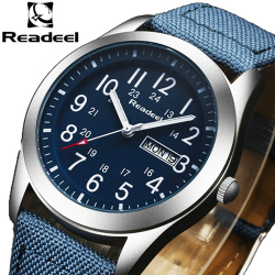 Кварцевые часы readeel