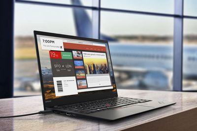 Lenovo thinkpad x1 carbon – крутой ноутбук на ces 2017