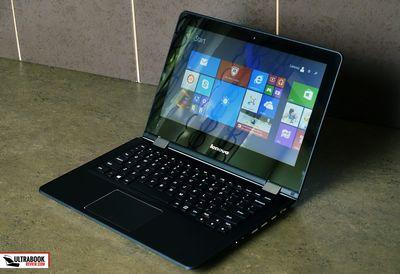 Lenovo yoga tablet 3: планшет с уникальной конструкцией