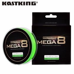 Леска kastking mega8 -продвинутая плетенка для рыбалки