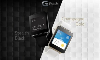 Lg g watch — новые подробности