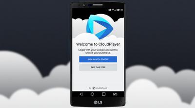 Lg g4. cloudplayer