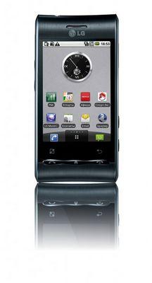 Lg optimus gt540 обновился до версии android 2.1 eclair