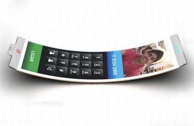 Lg выпустит телефон с гибким дисплеем
