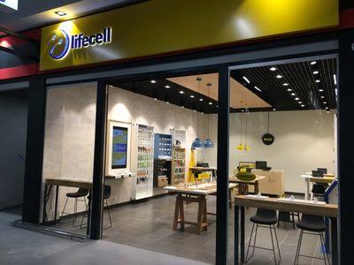 Lifecell представляет новую концепцию магазинов