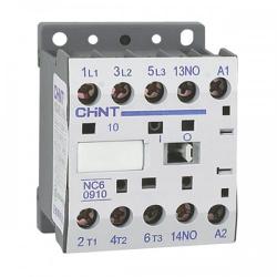 Малогабаритный контактор chint nc6-0910