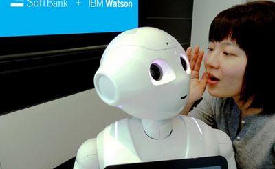 Манга, изображающая общество, в котором сосуществуют человек и искусственный интеллект - «наука»